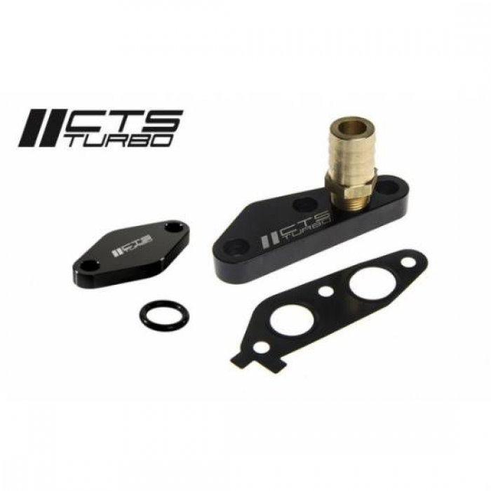 CTS SAI Blockoff Plate Kit for MK5 R32 VR6 Engines
