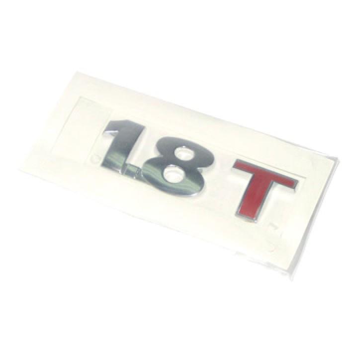 1.8T Badge Emblem Genuine