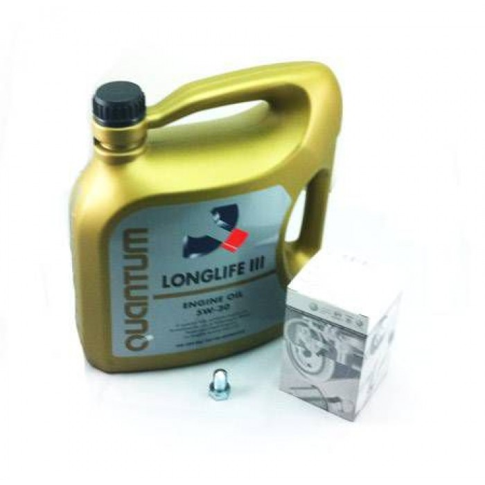 Genuine Oil Change Kit - 2.0 TDI inc DPF