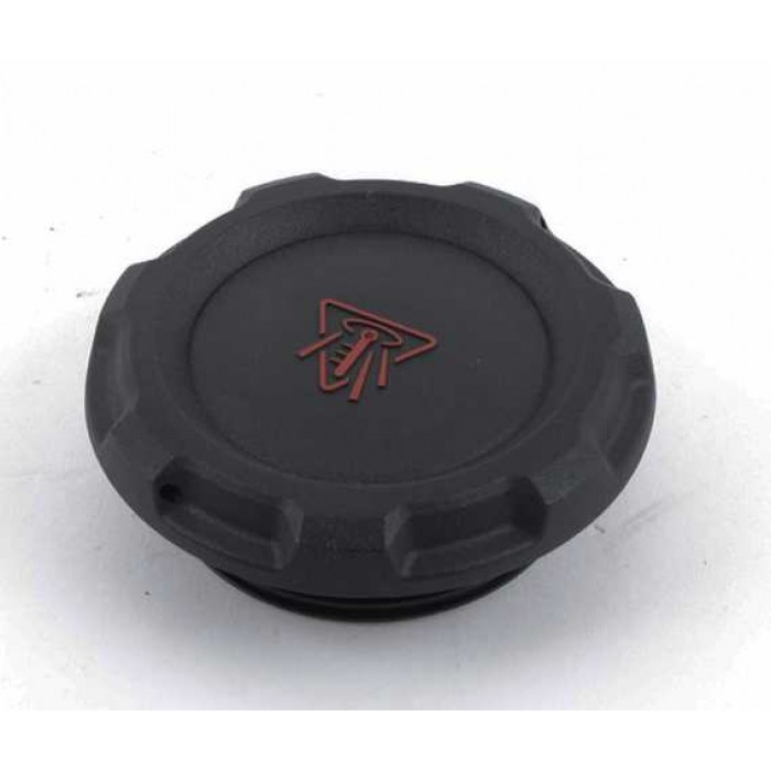 Black Coolant Cap New Version - Post 1996 Cars