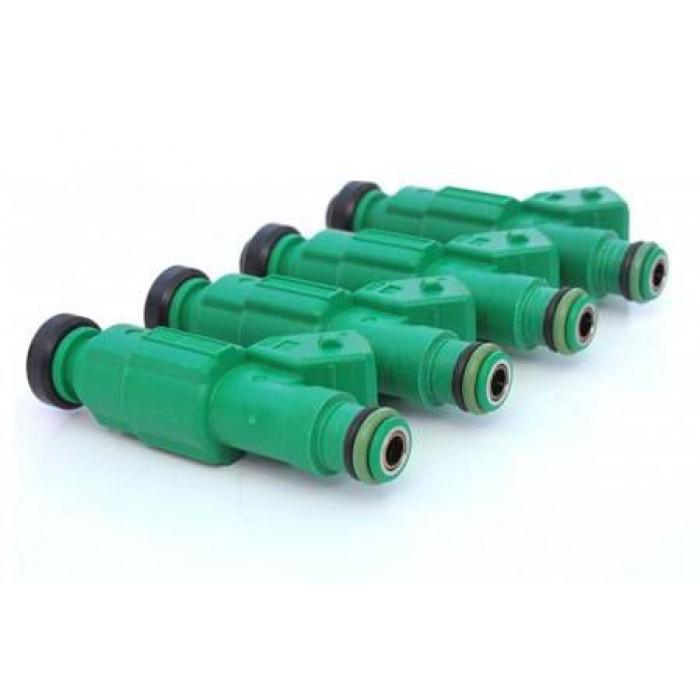 Bosch 440cc Fuel Injectors - Set Of Four - 1.8T