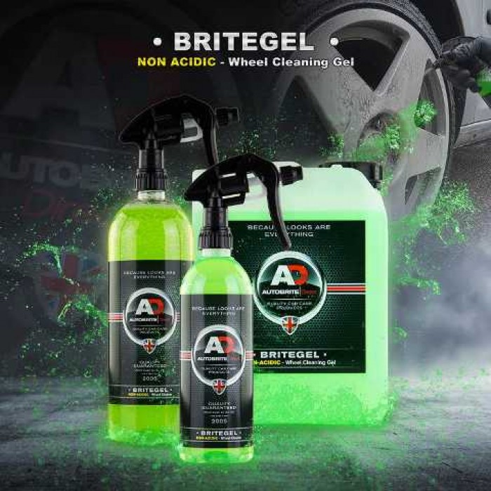 AutoBrite - BriteGel Safe Wheel Cleaning Gel 1LTR