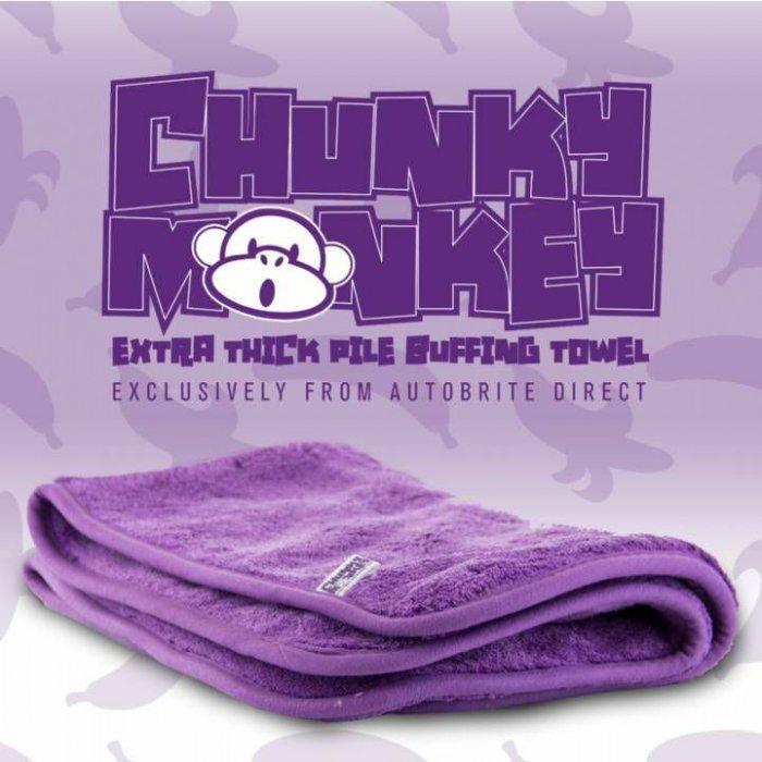 AutoBrite - Chunky Monkey Extra Plush Buffing Towel 1300GSM