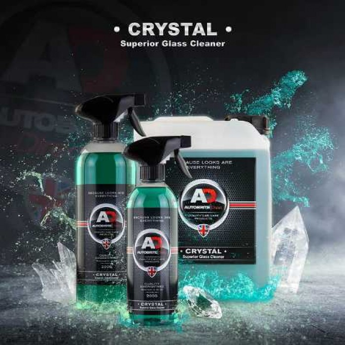AutoBrite - Crystal Superior Glass Cleaner 500ML