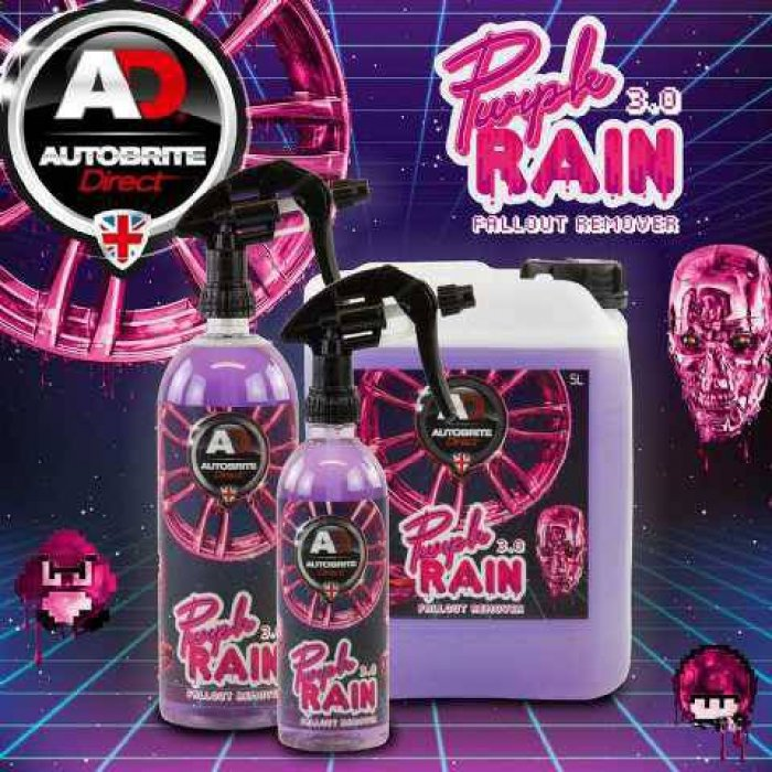AutoBrite - Purple Rain 3.0 - Gel Based Fallout Remover 500ML