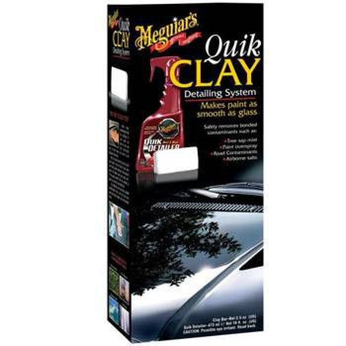 Meguiars Quik Clay Starter Kit