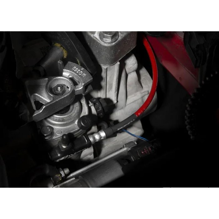 Exact-Fit Stainless Steel Clutch Hose - Golf Mk7