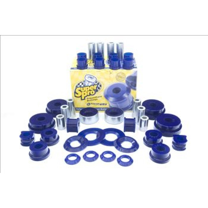 Superpro Pack -  F&R Front & Rear Suspension Bush Kit               (Alignment Adjustment Kit) - KIT5240ADJK - S3 & Quattro 8L