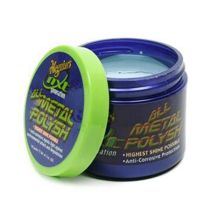Meguiars NXT Metal Polish