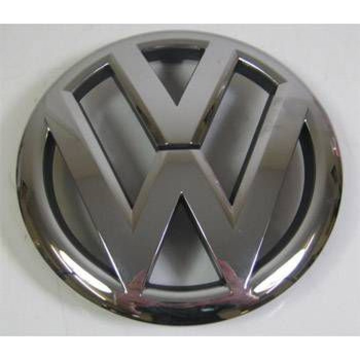 Front VW Badge Emblem Chrome - Golf Mk6