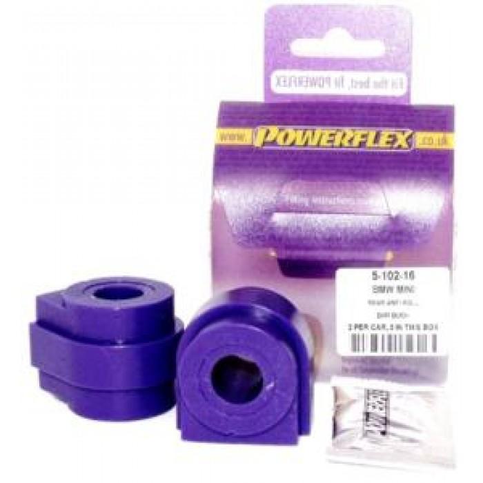Powerflex Pack - PFF5-102-16 - Front Anti Roll Bar Bush 16mm - Mini Generation 1