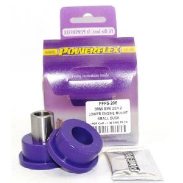 Powerflex Pack - PFF5-206 - Lower Engine Mount Small Bush - Mini Generation 2