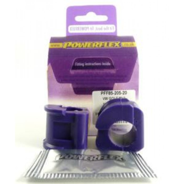 Powerflex Pack - PFF85-205-20 - Front Anti Roll Bar Bush 20mm - Corrado (1989 - 1995)