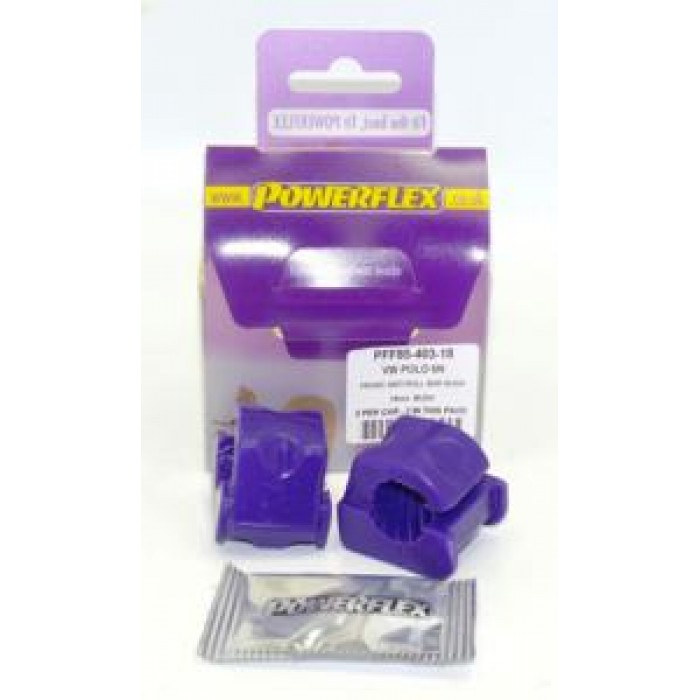 Powerflex Pack - PFF85-403-18 - Front Anti Roll Bar Bush 18mm - Arosa (1997 - 2002)