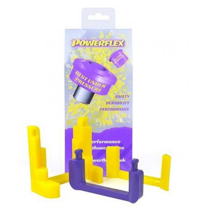 Powerflex Pack - PFF85-530 - Transmission Mount Insert - Petrol Only Golf 5 + 6, Scirocco, Jetta, Passat, Audi A3, S3