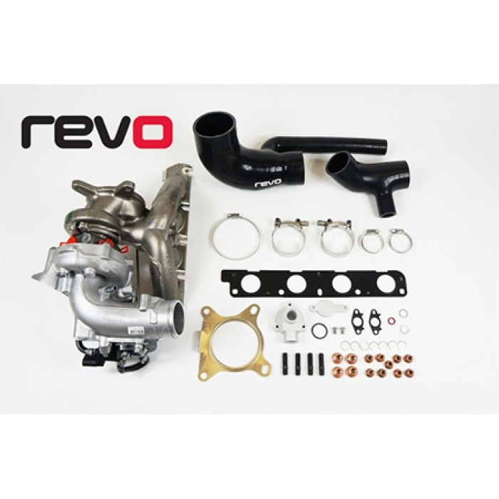 REVO 2.0TFSI Transverse K04 Turbocharger System EXC. Software