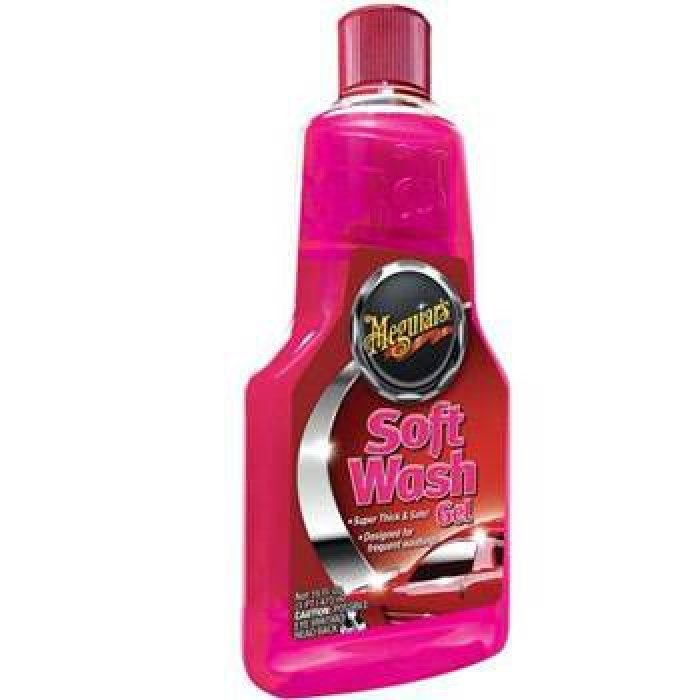 Meguiars Soft Wash Gel