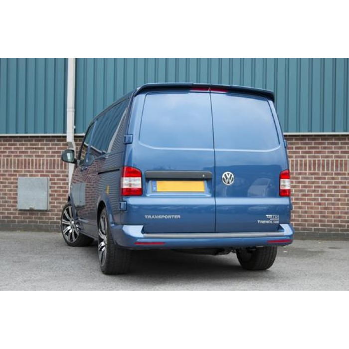 Scorpion Exhausts Cat/DPF back system (non-resonated) - Transporter T5 Transporter & Caravelle SWB & LWB 2003 - Current