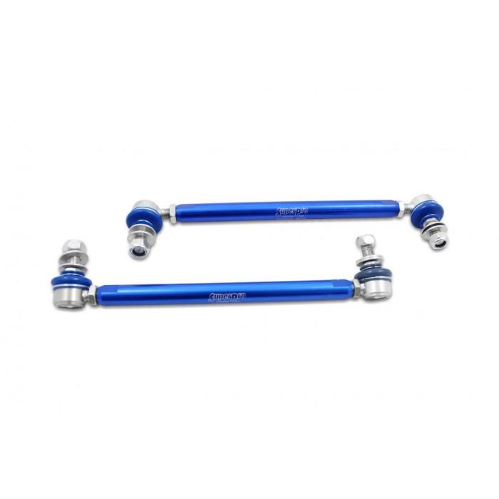 Superpro front Sway Bar Link Kit - Heavy Duty Adjustable - Golf Mk5 R32