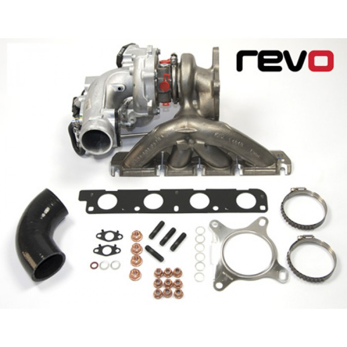 Revo 2.0 TSI K04 Transverse Turbo Kit exc software