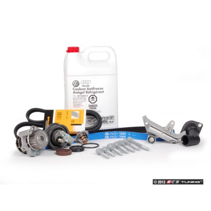 ECS Tuning Ultimate Plus Timing Belt Kit - With Gates Racing Timing Belt - TT 225/LCR/S3 8L