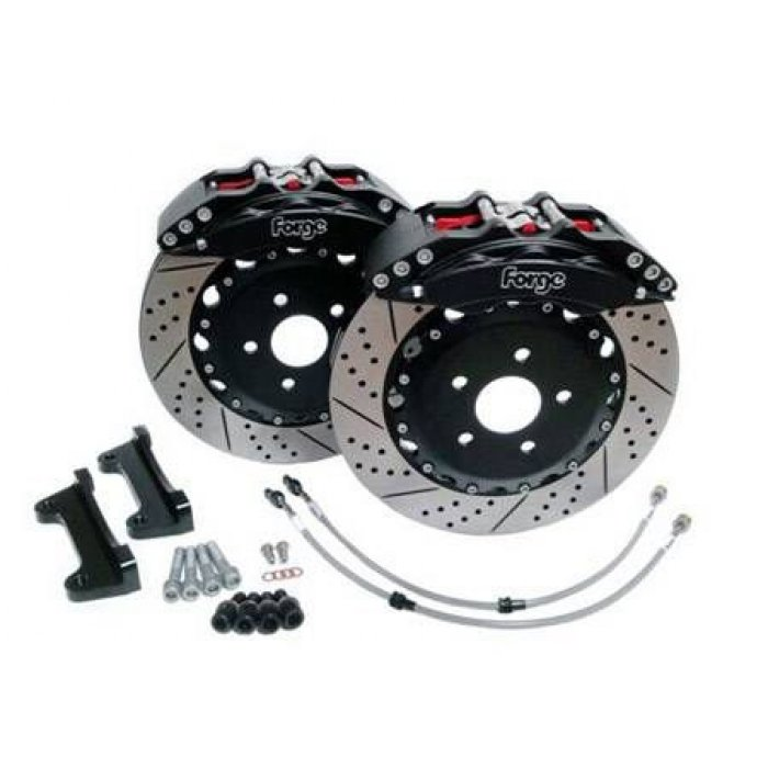 Forge Motorsport Big Brake kit for Audi A4 B7 or B8 chassis