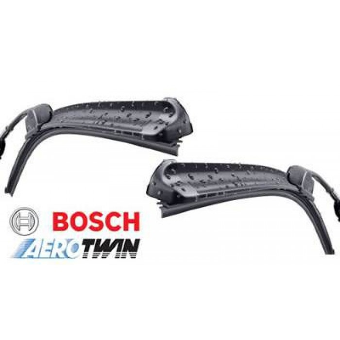 Bosch Aero Wiper Blades Pair - Audi A1/Polo 6R/Up
