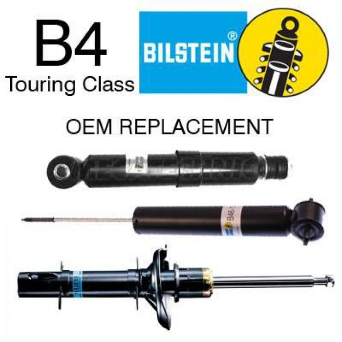 Bilstein B4 Rear Dampers Pair - TT Mk1 V6