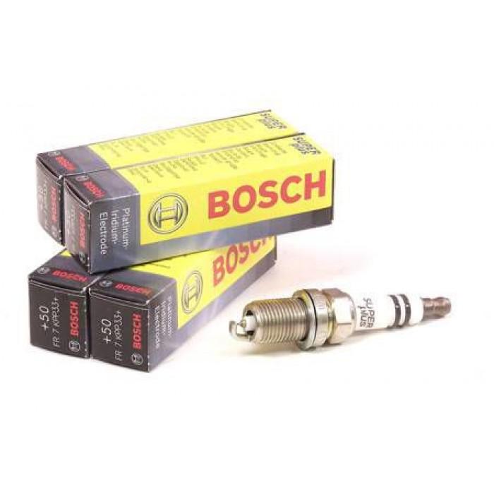 Bosch Super Plus Platinum Spark Plugs - V6 4mo