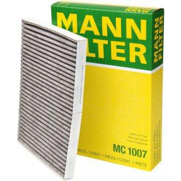 Mann Cabin/Pollen Filter 1J0819644 - Golf Mk4/A3 8L/Beetle/Bora/TT Mk1/Leon 1/Octavia 1