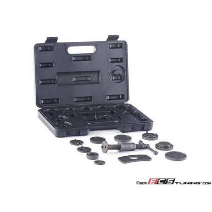 Schwaben Brake Caliper Piston Tool Kit - 11 Pieces