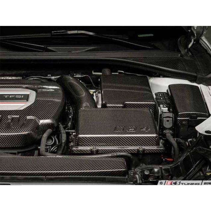 034 Motorsport Carbon Fibre Fuse Box Cover - 2.0TSI Gen 3