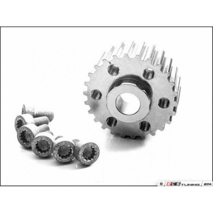 Integrated Engineering Billet Timing Belt Drive Gear – 2.0TFSI