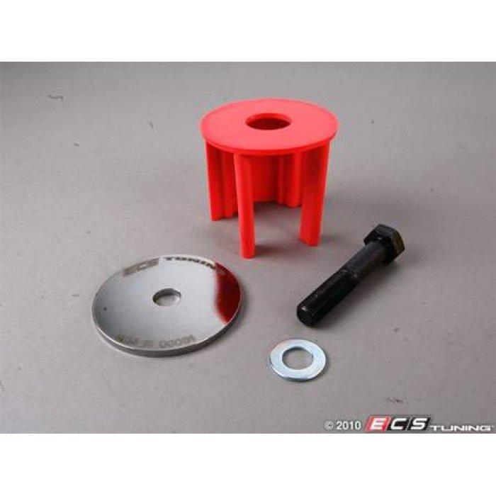 ECS Dogbone Mount Insert Kit - Red - Golf Mk5 etc 09->