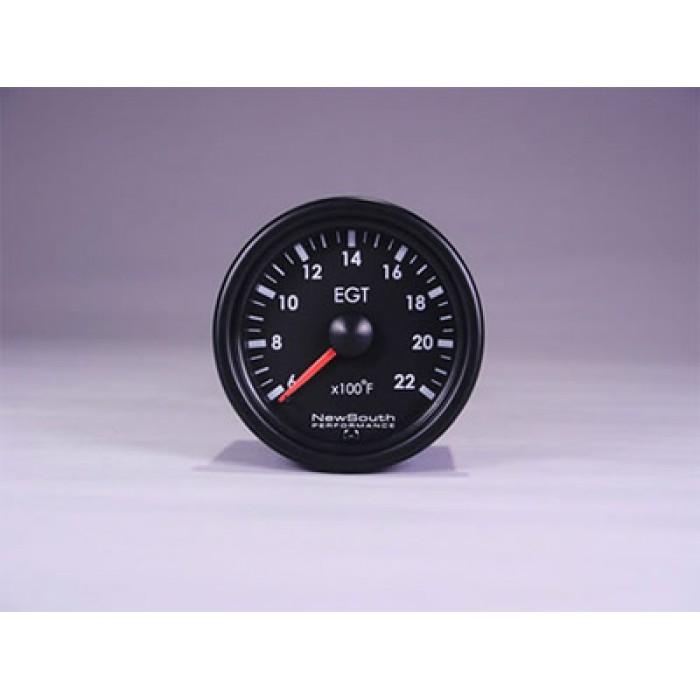 Newsouth Indigo 2200°F Pyrometer (EGT) Gauge