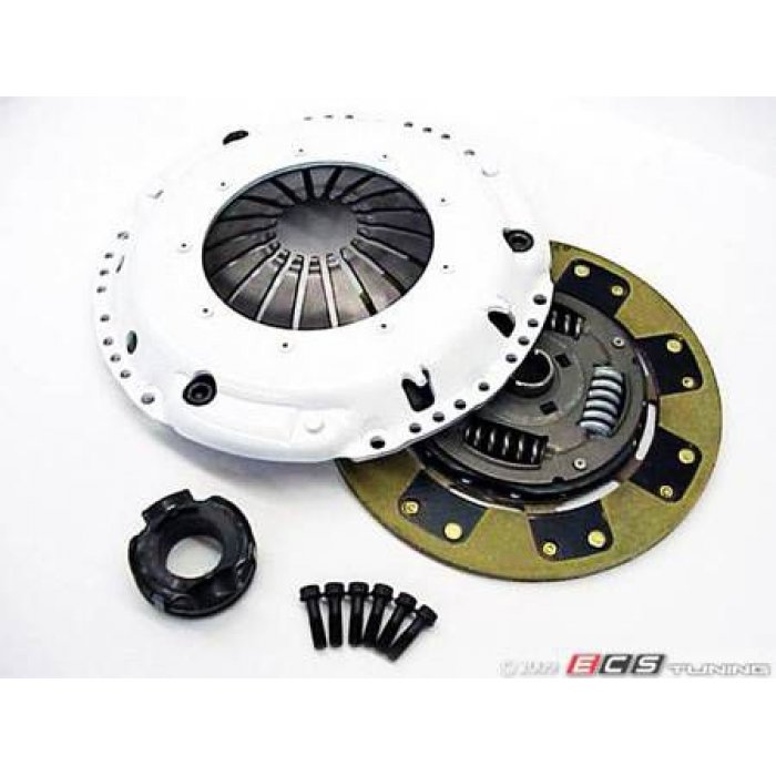 ECS Tuning Stage 3 Clutch Kit - Steel Flywheel 14.5 lbs - 5 Speed