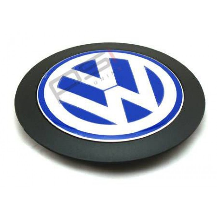 VW Engine Cover Badge Emblem - Golf Mk4 etc
