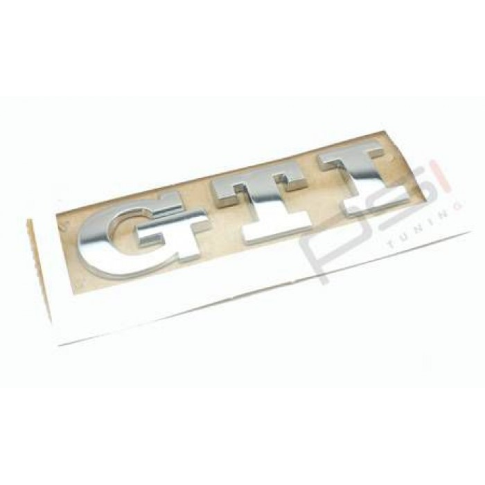 25th Anniversary Rear GTI Emblem Badge