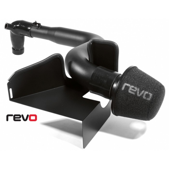 Revo High Flow Air Intake System Ceramic Coated 2.0TFSI K03/K04