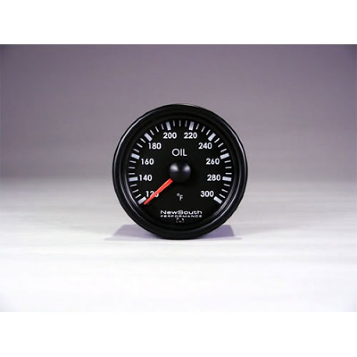 Newsouth Indigo 300°F Oil Temperature Gauge
