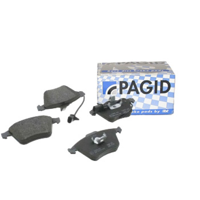Pagid Front Pads - TT Mk1 1.8T with wear indic