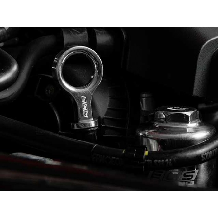 ECS Tuning Billet Engine Oil Dipstick - Polished - TSI Golf R Mk7