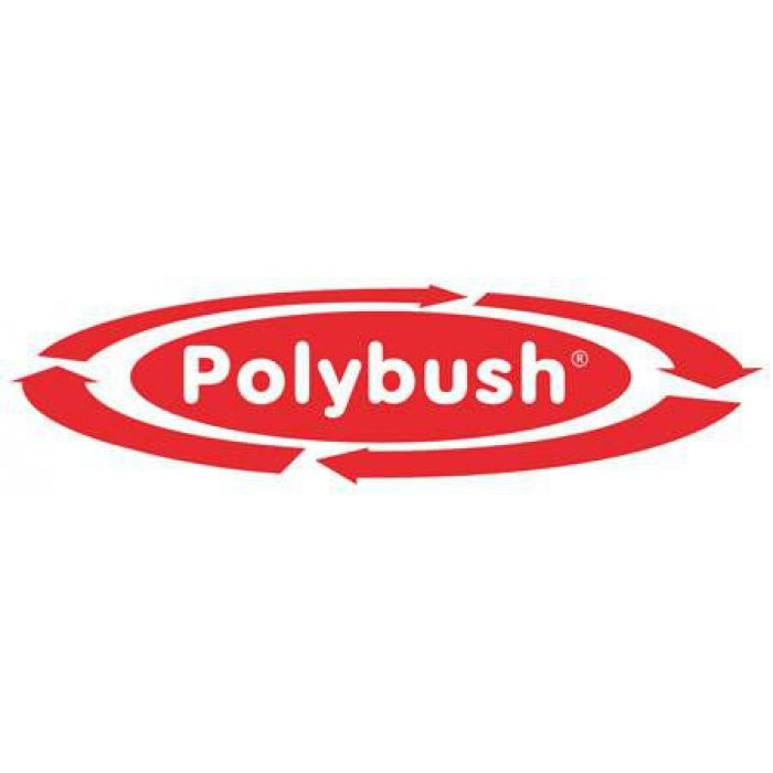 Polybush Pack Front Anti Roll Bar Link Bush Kit - Golf Mk4, Bora 2wd+4wd etc