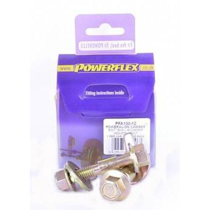 Powerflex PowerAlign Camber Bolt Kit (12mm) - Golf Mk1+Mk2+Mk3 +Corrado+Lupo