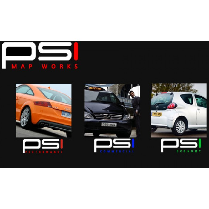 PSI Map Works Generic Remap