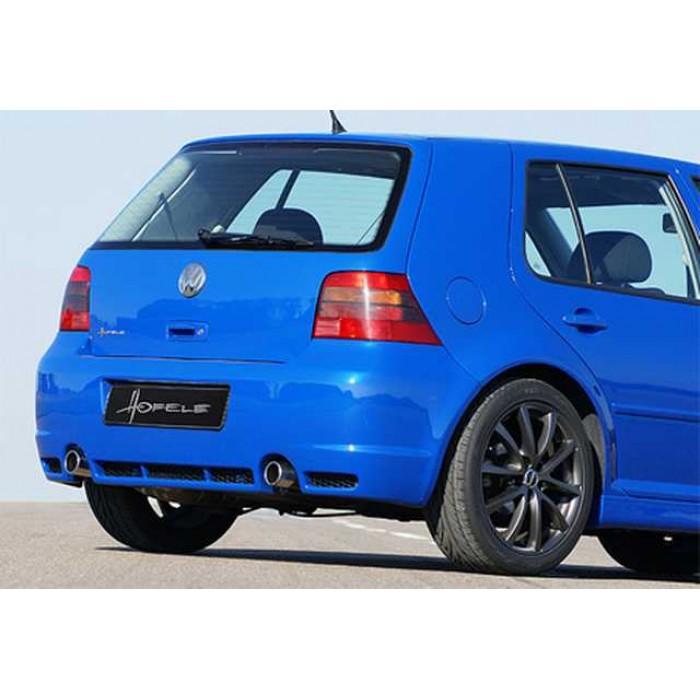 Hofele R32 Look Rear Bumper - Golf Mk4