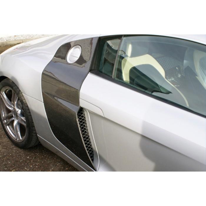 Hofele Design Carbon Side Blades from R8 V10 - R8