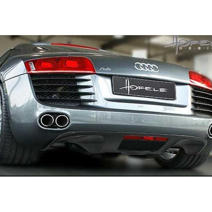 Hofele Design Carbon Rear Diffuser - R8