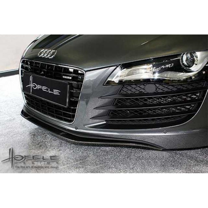 Hofele Design Carbon Front Spoiler - R8