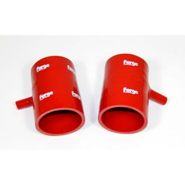 Forge Motorsport Pair of Silicone Inlet Hoses - R8 V8 Petrol